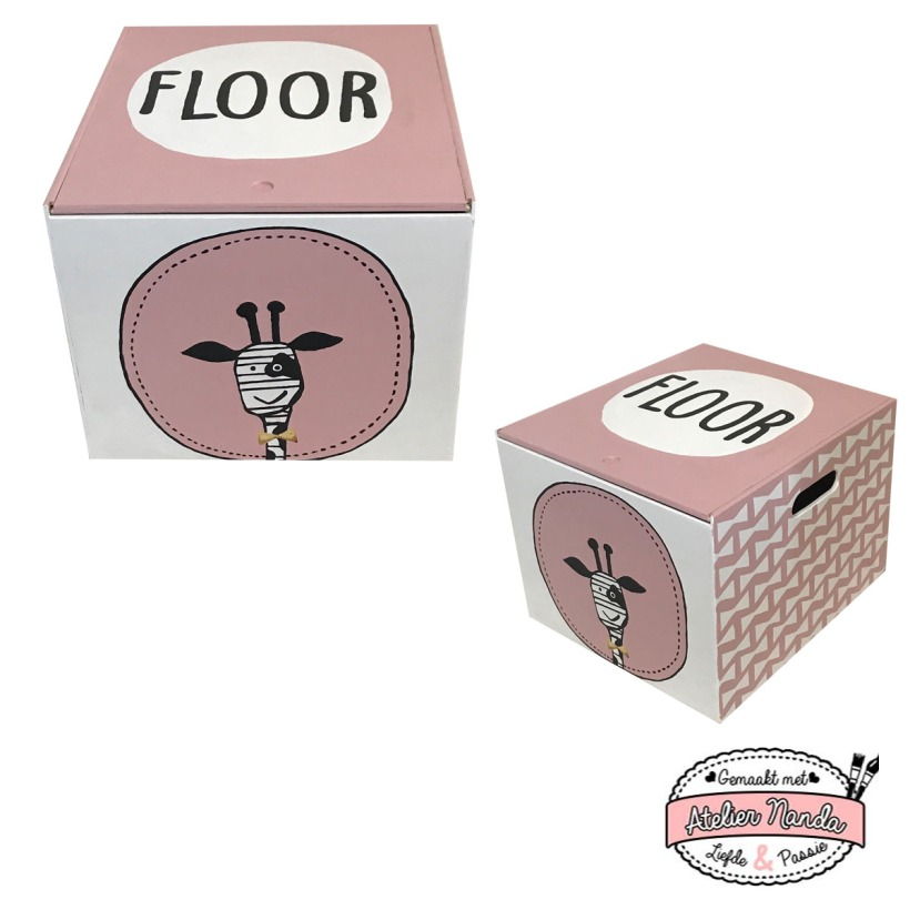 geboortekist floor
