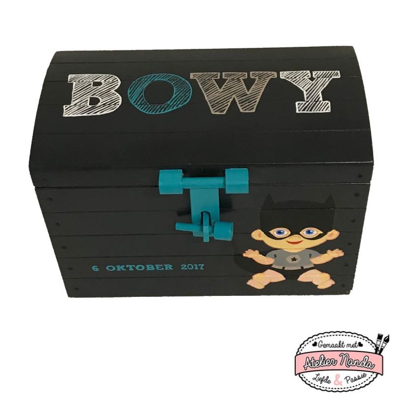 speelgoedkist Bowy