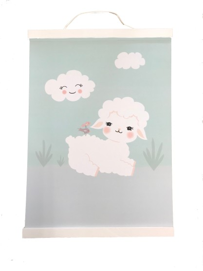 woolylamb poster